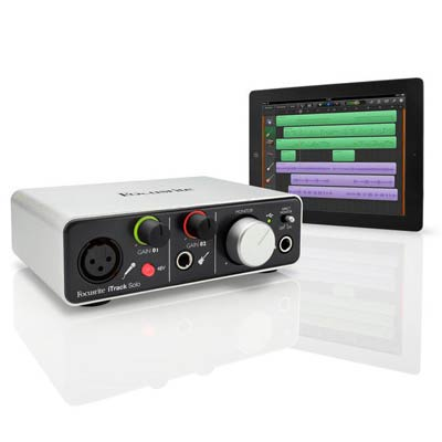 Аудио интерфейсы (звуковые карты)