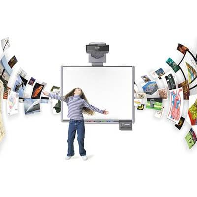 Проекторы, экраны и интерактивное оборудование
