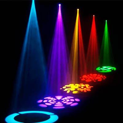 Светодиодные диско-эффекты