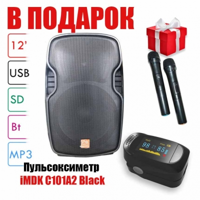 Автономная акустическая система с аккумулятором Maximum Acoustics Mobi.120