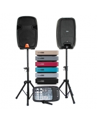 Комплект профессионального караоке оборудования EvoBox 2