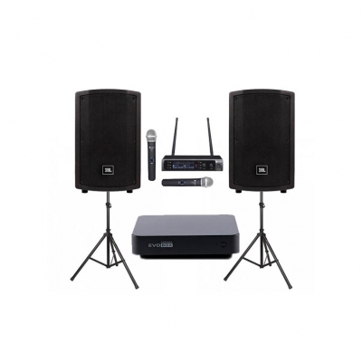 Комплект профессионального караоке оборудования EvoBox 5