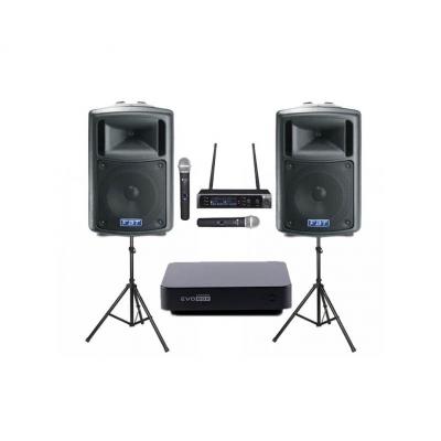 Комплект профессионального караоке оборудования EvoBox PLUS 4