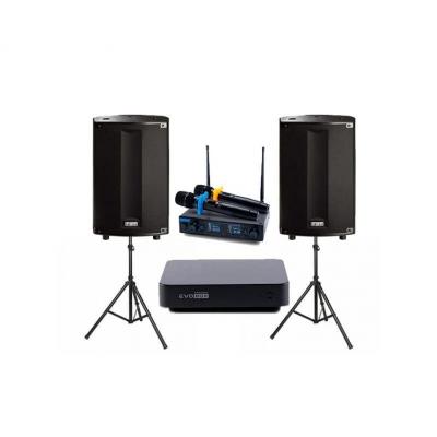 Комплект профессионального караоке оборудования EvoBox PLUS 6