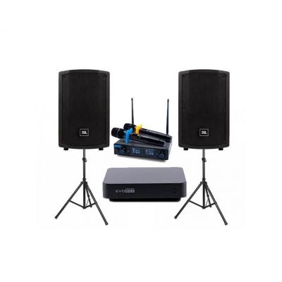 Комплект профессионального караоке оборудования EvoBox 7