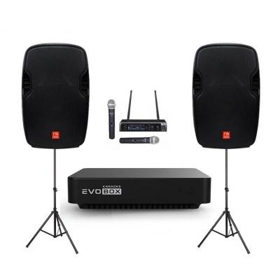 Комплект профессионального караоке оборудования EvoBox I