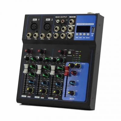 Микшерный пульт 4all Audio F4