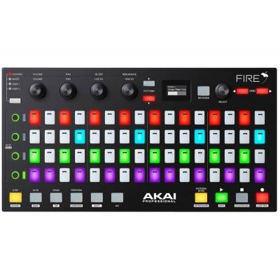Контроллер для FL Studio AKAI Fire