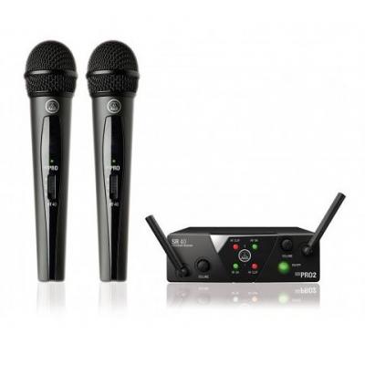 WMS40 Mini2 Vocal Set BD US45A/C EU/US/UK
