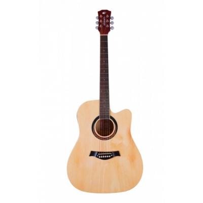 Электроакустическая гитара Alfabeto WL41EQ NT + чехол