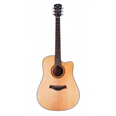 Электроакустическая гитара Alfabeto SOLID WMS41EQ NT + чехол