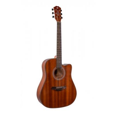 Акустическая гитара Alfabeto SAPELE WS41 ST + чехол