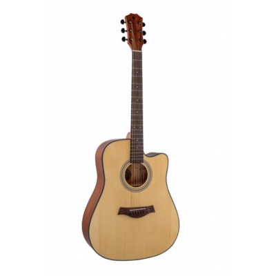 Акустическая гитара Alfabeto SPRUCE WS41 ST + чехол
