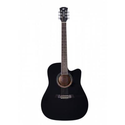 Акустическая гитара Alfabeto WL41 BK + чехол