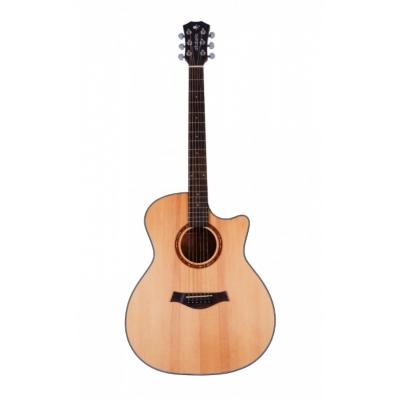 Акустическая гитара Alfabeto SOLID AMS40 ST + чехол