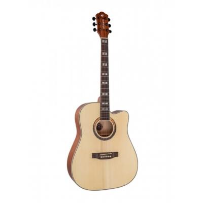 Акустическая гитара Alfabeto OKOUME WOS41 ST + чехол