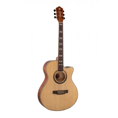 Акустическая гитара Alfabeto OKOUME AOS40 ST + чехол