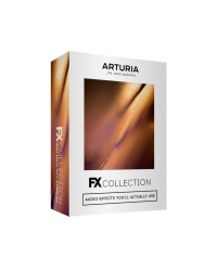 Программное обеспечение Arturia FX Collection
