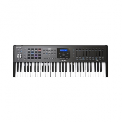 MIDI-клавиатура Arturia KeyLab 61 MkII (Black)
