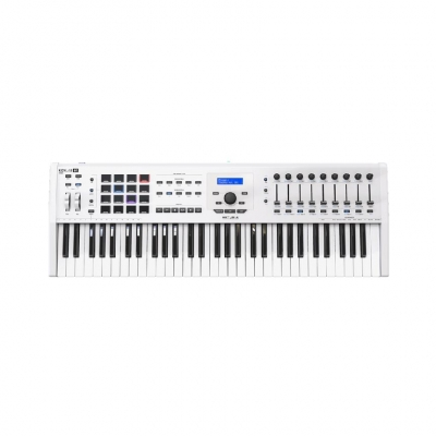 MIDI-клавиатура Arturia KeyLab 61 MkII (White)