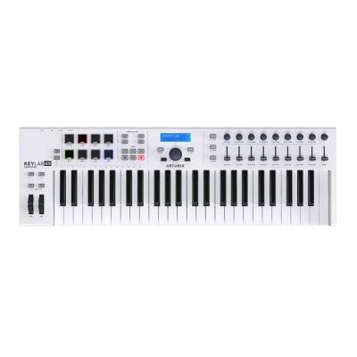 MIDI-клавиатура Arturia KeyLab Essential 49 (White)