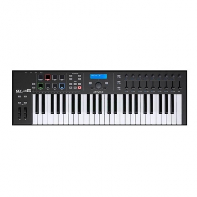 MIDI-клавиатура Arturia KeyLab Essential 49 (Black)