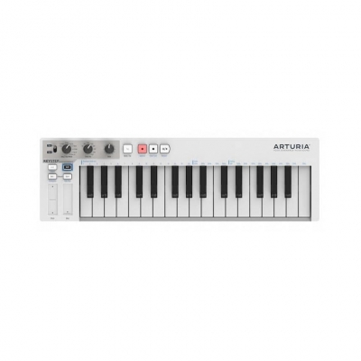 MIDI-клавиатура/контроллер Arturia KeyStep (White)