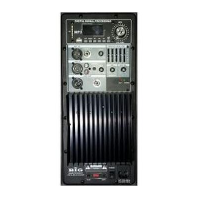 BIG 500W BIAMP (4Ohm) USB/MP3/ BT (BG)
