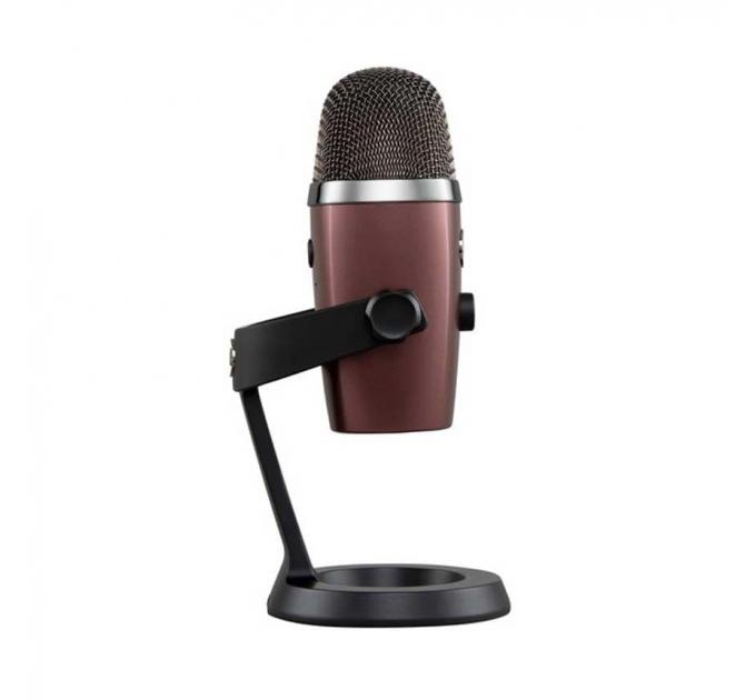 Blue Microphones Yeti Nano Red Onyx