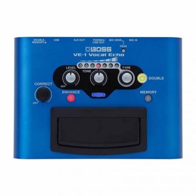 Вокальный процессор Boss VE1 Vocal Echo