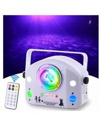 Световой LED прибор City Light CS-B408 LED WATER PATTERN EFFECT LIGHT с ДУ
