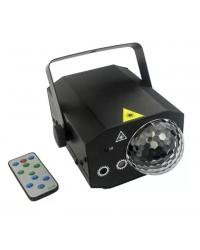 Световой LED прибор City Light CS-B416 LED LASER EFFECT LIGHT с ДУ