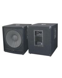Комплект из 2-х сабвуферов City Sound CSW-18A-2 1200/2400 Вт