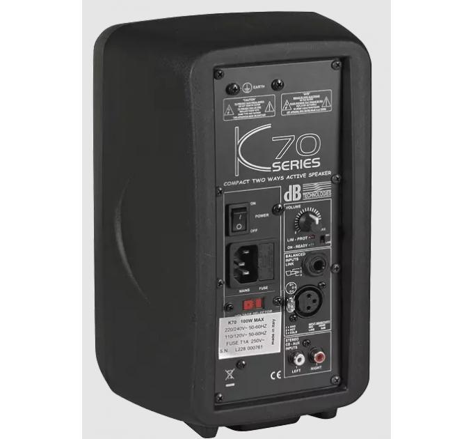 DB Technologies K 70 - активная акустическая система
