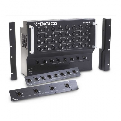 DiGiCo X-D-RACK-1 S21/31
