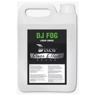 Жидкость для дыма Disco Effect D-DF DJ Fog, 5 л