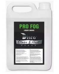 Жидкость для дыма Disco Effect D-PF Pro Fog, 5 л