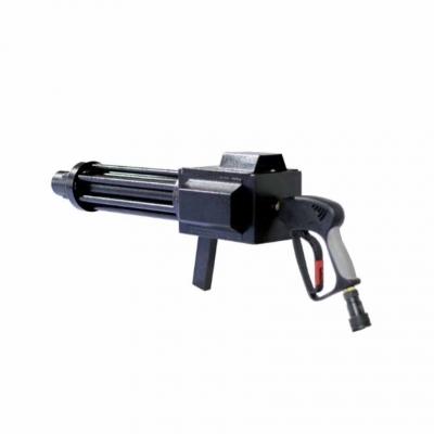 Ручной генератор конфетти Disco Effect D-004B-2 CO2 Confetti Gun