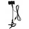 Инструментальный микрофон DV-AUDIO для радиосистем. Подходит для всех микрофонов