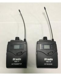 Накамерная радиосистема DV audio KM-1TR