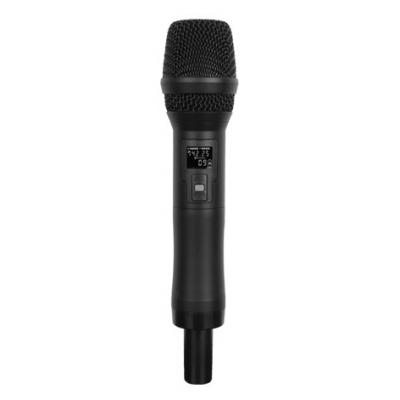 Ручной микрофон для накамерной радиосистемы KM-1, UHF