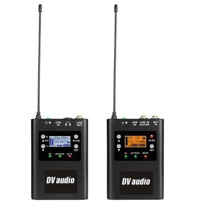 Накамерная радиосистема DV audio KM-2TR