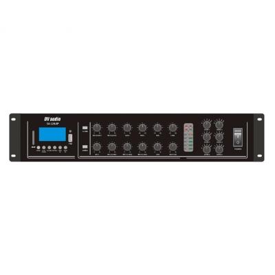 Трансляционный микшер-усилитель с USB DV audio SA-120.6P
