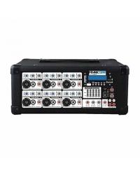 Активный микшерный пульт L-Frank Audio HY208MBT 8-канальный