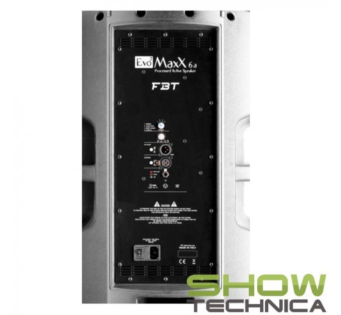 FBT EVO2MAXX 6A - активная акустическая система