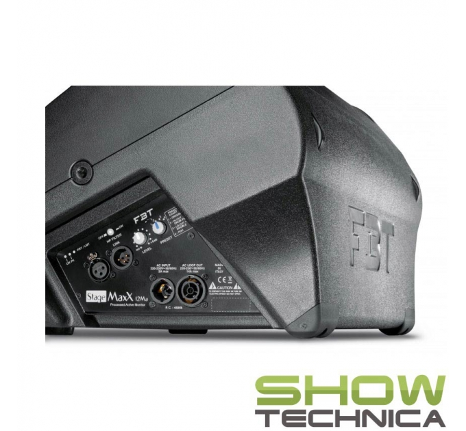 FBT StageMaxX 12 MA W - активная акустическая система