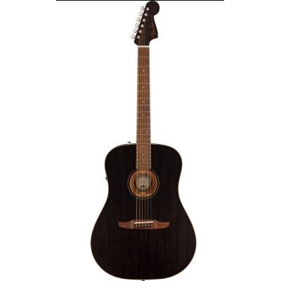 Электроакустическая гитара FENDER REDONDO SPECIAL OPEN PORE BLACK TOP LTD