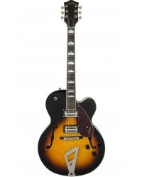 Полуакустическая гитара GRETSCH G2420 STREAMLINER w CHROMATIC II LR BROOKLYN BURST