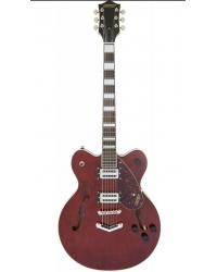 Полуакустическая гитара GRETSCH G2622 STREAMLINER w V-STOPTAIL WALNUT STAIN