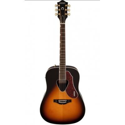 Электроакустическая гитара GRETSCH G5024E RANCHER DREADNOUGHT SUNBURST